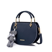 NUCELLE 2018 New Fashion Saddle Bag Blue