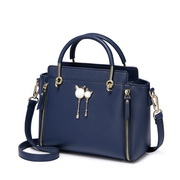 NUCELLE 2018 New Fashion Women Handbag Wing Bag Blue