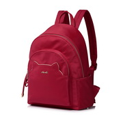 NUCELLE 2018 New Fashion Traveling Backpack Red
