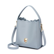 NUCELLE 2018 New Fashion Bucket Bag Blue