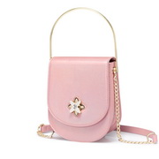 NUCELLE 2019 New Season Flower Lady Mini Shoulder Bag Pink