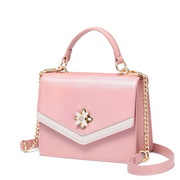 NUCELLE 2019 New Season Flower Lady Shoulder Bag Pink