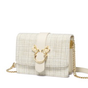 NUCELLE 2019 New Fresh Vintage Shoulder Bag White
