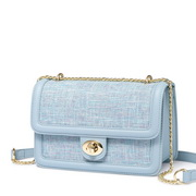 NUCELLE 2019 New Modern Lady Shoulder Bag Blue