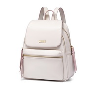 NUCELLE 2019 New Modern Series Backpack White