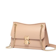 NUCELLE 2019 New Fashion Puzzles Element Shoulder Bag Apricot