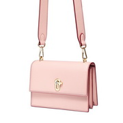 NUCELLE 2019 New Summer Women Simple Shoulder Bag Pink