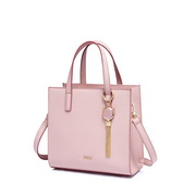 NUCELLE 2019 New Fashion Cat Tassel Women Handbag Pink