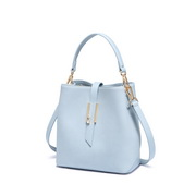 NUCELLE 2019 New Casual Women Bucket Bag Blue