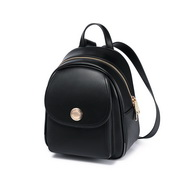 NUCELLE 2019 New Fashion Lady Backpack Black