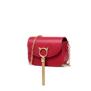 NUCELLE 2019 New Fashion Mini Shoulder Bag Red