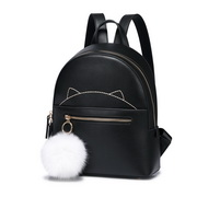 NUCELLE 2019 New Casual Style Backpack Black