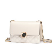 NUCELLE 2019 New Fashion Women Shoulder Bag White