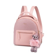 NUCELLE 2019 New Fashion Lady Backpack Pink