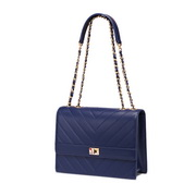 NUCELLE 2019 New Fashion Women Shoulder Bag Blue