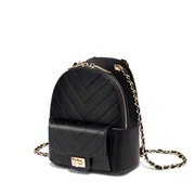 NUCELLE 2019 New Fashion Women Backpack Black