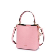 NUCELLE 2019 New Fashion Women Bucket Bag Pink