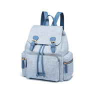NUCELLE 2019 New Fashion Large Capacity Backpack Blue
