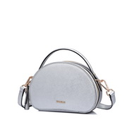 NUCELLE 2019 New Fashion Women Leather Handbag Silver