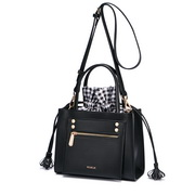 NUCELLE 2019 New Popular Women Shoulder Bag Black