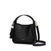 NUCELLE 2019 New Fashion Simple Style Bucket Bag Black