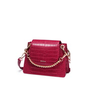 NUCELLE 2019 New Fashion Women Shoulder Bag Red