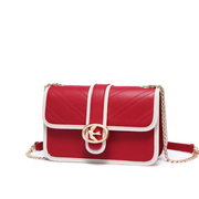 NUCELLE 2019 New Stylish Lady Elegant Shoulder Bag Red
