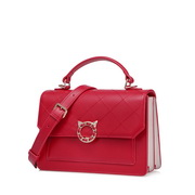 NUCELLE 2019 New Stylish Women Organ Bag Red