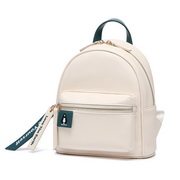 NUCELLE 2019 New Simple Style Backpack White