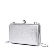 NUCELLE 2020 New Women Box Bag Silver