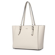 NUCELLE 2020 New Large Women Tote Bag White