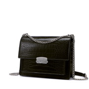 NUCELLE 2020 New Lines Style Vintage Women Shoulder Bag Black