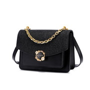 NUCELLE 2020 New Fashion Casual Bling Classical Women Shoulder Bag Black