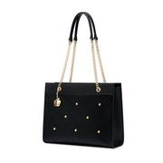 NUCELLE 2020 New Fashion Urban Women Tote Bag Black