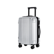 JUST STAR 2018 New Wear-resisting Luggage Suitcase 20inch Sliver