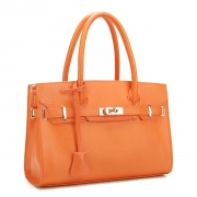 Crystal candy color bag Orange