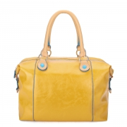 Designer Changing Handbags Yellow