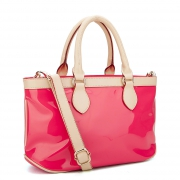 Colorful lady bag Red