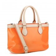 candy colors handbag Orange