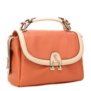 Bright Color handbag Orange