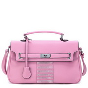 Newest handbags pink
