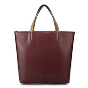Retro tote bags  Red