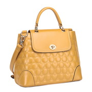 Yound lady brand bag Yellow