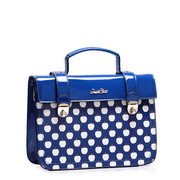 Green apple park series new women bag Blue