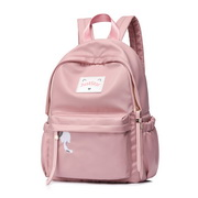 JUST STAR 2018 New Sweet Pink Girl Casual Backpack