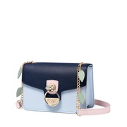 JUST STAR PU 2018 Creative Elements Shoulder Bag Blue