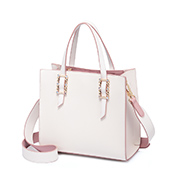 JUST STAR PU 2019 New Stylish Handbag White