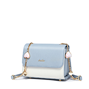 JUST STAR PU 2019 New Fashion Shoulder Bag Blue