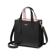 JUST STAR 2019 New Sweet Girl Handbag Black