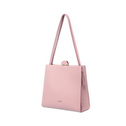 JUST STAR PU 2019 New Fashion Lady Tote Bag Pink